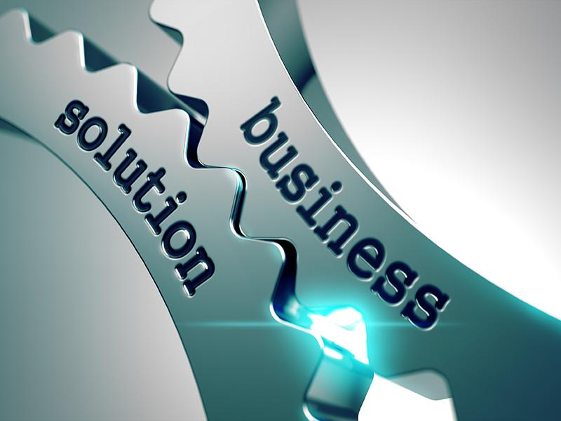 حلول الأعمال