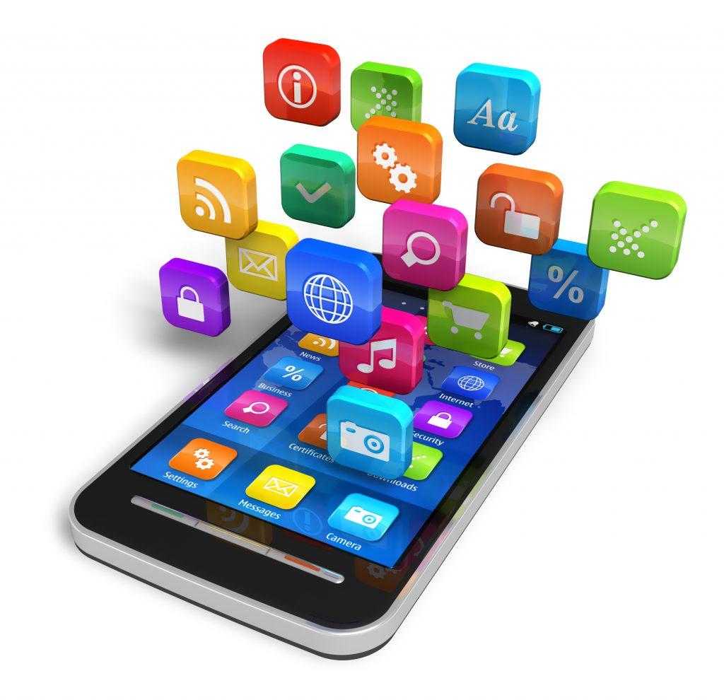 تطوير تطبيقات الهواتف